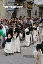 Procesión de la Resurrección - Semana Santa Ferrolana - Ferrol - fotografía Fermín Goiriz Díaz. 31 de marzo de 2013 (55)