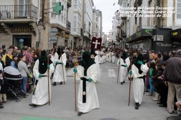 Procesión de la Resurrección - Semana Santa Ferrolana - Ferrol - fotografía Fermín Goiriz Díaz. 31 de marzo de 2013 (58)