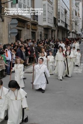 Procesión de la Resurrección - Semana Santa Ferrolana - Ferrol - fotografía Fermín Goiriz Díaz. 31 de marzo de 2013 (63)