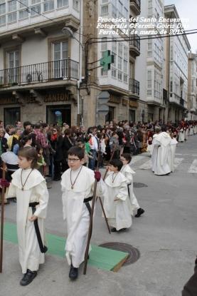 Procesión de la Resurrección - Semana Santa Ferrolana - Ferrol - fotografía Fermín Goiriz Díaz. 31 de marzo de 2013 (64)