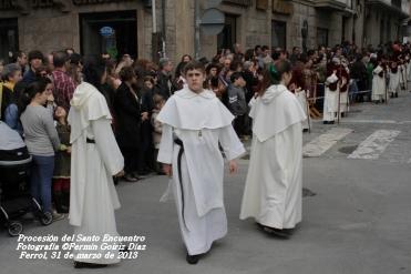 Procesión de la Resurrección - Semana Santa Ferrolana - Ferrol - fotografía Fermín Goiriz Díaz. 31 de marzo de 2013 (65)