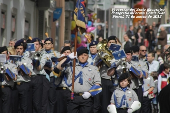 Procesión de la Resurrección - Semana Santa Ferrolana - Ferrol - fotografía Fermín Goiriz Díaz. 31 de marzo de 2013 (7)