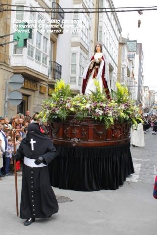Procesión de la Resurrección - Semana Santa Ferrolana - Ferrol - fotografía Fermín Goiriz Díaz. 31 de marzo de 2013 (74)
