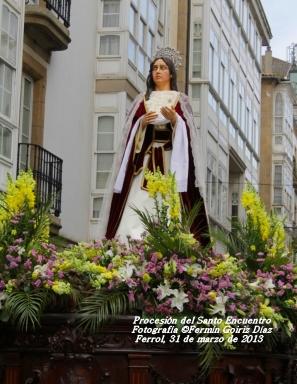 Procesión de la Resurrección - Semana Santa Ferrolana - Ferrol - fotografía Fermín Goiriz Díaz. 31 de marzo de 2013 (75)