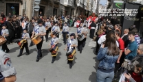 Procesión de la Resurrección - Semana Santa Ferrolana - Ferrol - fotografía Fermín Goiriz Díaz. 31 de marzo de 2013 (9)