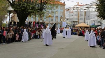 Procesión de la Resurrección - Semana Santa Ferrolana - Ferrol - fotografía Fermín Goiriz Díaz. 31 de marzo de 2013 (91)