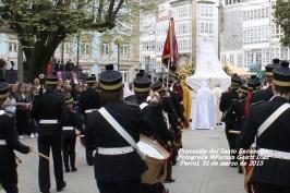 Procesión de la Resurrección - Semana Santa Ferrolana - Ferrol - fotografía Fermín Goiriz Díaz. 31 de marzo de 2013 (96)
