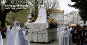 Procesión de la Resurrección - Semana Santa Ferrolana - Ferrol - fotografía Fermín Goiriz Díaz. 31 de marzo de 2013 (98)