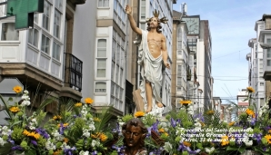 Procesión de la Resurrección - Semana Santa Ferrolana - Ferrol - fotografía Fermín Goiriz Díaz. 31 de marzo de 2013 (99)