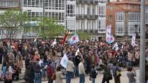 Contra la LOMCE - Huelga General en la Enseñanza Pública en Ferrol - Foto por Fermín Goiriz Díaz, 09-05-2013 (24)