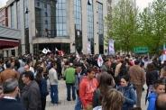 Contra la LOMCE - Huelga General en la Enseñanza Pública en Ferrol - Foto por Fermín Goiriz Díaz, 09-05-2013 (4)
