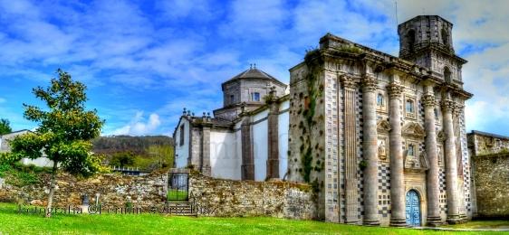 Mosnasterio de Monfero - Mosteiro de Monfero, fotografía por Fermín Goiriz Díaz, 26 de mayo de 2013 (5)