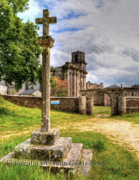 Mosnasterio de Monfero - Mosteiro de Monfero, fotografía por Fermín Goiriz Díaz, 26 de mayo de 2013 (7)