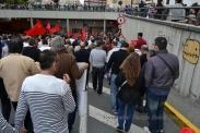 Folga Comarcal Ferrol, Huelga General Ferrol, 12 de xuño de 2013 - manifestación Ferrol, 12-06-2013 - fotografía por Fermín Goiriz Díaz(101)