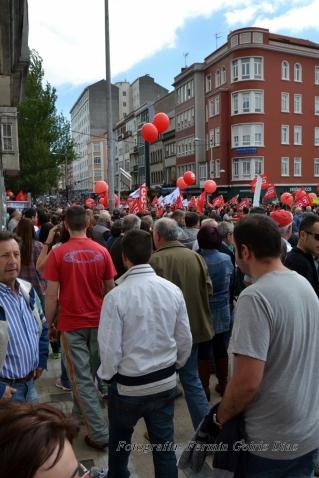 Folga Comarcal Ferrol, Huelga General Ferrol, 12 de xuño de 2013 - manifestación Ferrol, 12-06-2013 - fotografía por Fermín Goiriz Díaz(11)