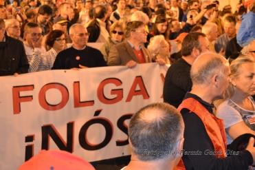 Folga Comarcal Ferrol, Huelga General Ferrol, 12 de xuño de 2013 - manifestación Ferrol, 12-06-2013 - fotografía por Fermín Goiriz Díaz(114)