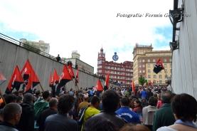 Folga Comarcal Ferrol, Huelga General Ferrol, 12 de xuño de 2013 - manifestación Ferrol, 12-06-2013 - fotografía por Fermín Goiriz Díaz(119)