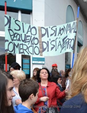 Folga Comarcal Ferrol, Huelga General Ferrol, 12 de xuño de 2013 - manifestación Ferrol, 12-06-2013 - fotografía por Fermín Goiriz Díaz(130)
