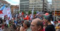 Folga Comarcal Ferrol, Huelga General Ferrol, 12 de xuño de 2013 - manifestación Ferrol, 12-06-2013 - fotografía por Fermín Goiriz Díaz(140)
