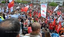 Folga Comarcal Ferrol, Huelga General Ferrol, 12 de xuño de 2013 - manifestación Ferrol, 12-06-2013 - fotografía por Fermín Goiriz Díaz(165)
