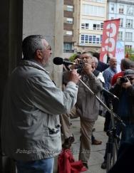 Folga Comarcal Ferrol, Huelga General Ferrol, 12 de xuño de 2013 - manifestación Ferrol, 12-06-2013 - fotografía por Fermín Goiriz Díaz(178)