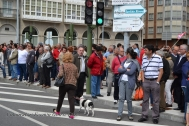 Folga Comarcal Ferrol, Huelga General Ferrol, 12 de xuño de 2013 - manifestación Ferrol, 12-06-2013 - fotografía por Fermín Goiriz Díaz(21)