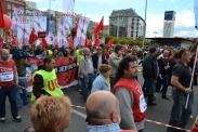 Folga Comarcal Ferrol, Huelga General Ferrol, 12 de xuño de 2013 - manifestación Ferrol, 12-06-2013 - fotografía por Fermín Goiriz Díaz(38)