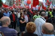 Folga Comarcal Ferrol, Huelga General Ferrol, 12 de xuño de 2013 - manifestación Ferrol, 12-06-2013 - fotografía por Fermín Goiriz Díaz(40)