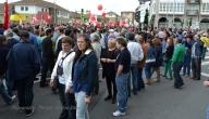 Folga Comarcal Ferrol, Huelga General Ferrol, 12 de xuño de 2013 - manifestación Ferrol, 12-06-2013 - fotografía por Fermín Goiriz Díaz(55)