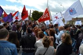 Folga Comarcal Ferrol, Huelga General Ferrol, 12 de xuño de 2013 - manifestación Ferrol, 12-06-2013 - fotografía por Fermín Goiriz Díaz(65)