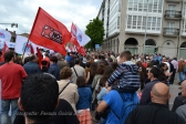 Folga Comarcal Ferrol, Huelga General Ferrol, 12 de xuño de 2013 - manifestación Ferrol, 12-06-2013 - fotografía por Fermín Goiriz Díaz(67)
