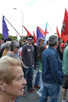 Folga Comarcal Ferrol, Huelga General Ferrol, 12 de xuño de 2013 - manifestación Ferrol, 12-06-2013 - fotografía por Fermín Goiriz Díaz(69)
