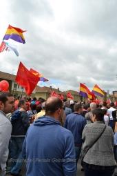 Folga Comarcal Ferrol, Huelga General Ferrol, 12 de xuño de 2013 - manifestación Ferrol, 12-06-2013 - fotografía por Fermín Goiriz Díaz(74)