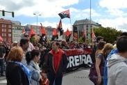 Folga Comarcal Ferrol, Huelga General Ferrol, 12 de xuño de 2013 - manifestación Ferrol, 12-06-2013 - fotografía por Fermín Goiriz Díaz(77)