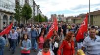 Folga Comarcal Ferrol, Huelga General Ferrol, 12 de xuño de 2013 - manifestación Ferrol, 12-06-2013 - fotografía por Fermín Goiriz Díaz(94)