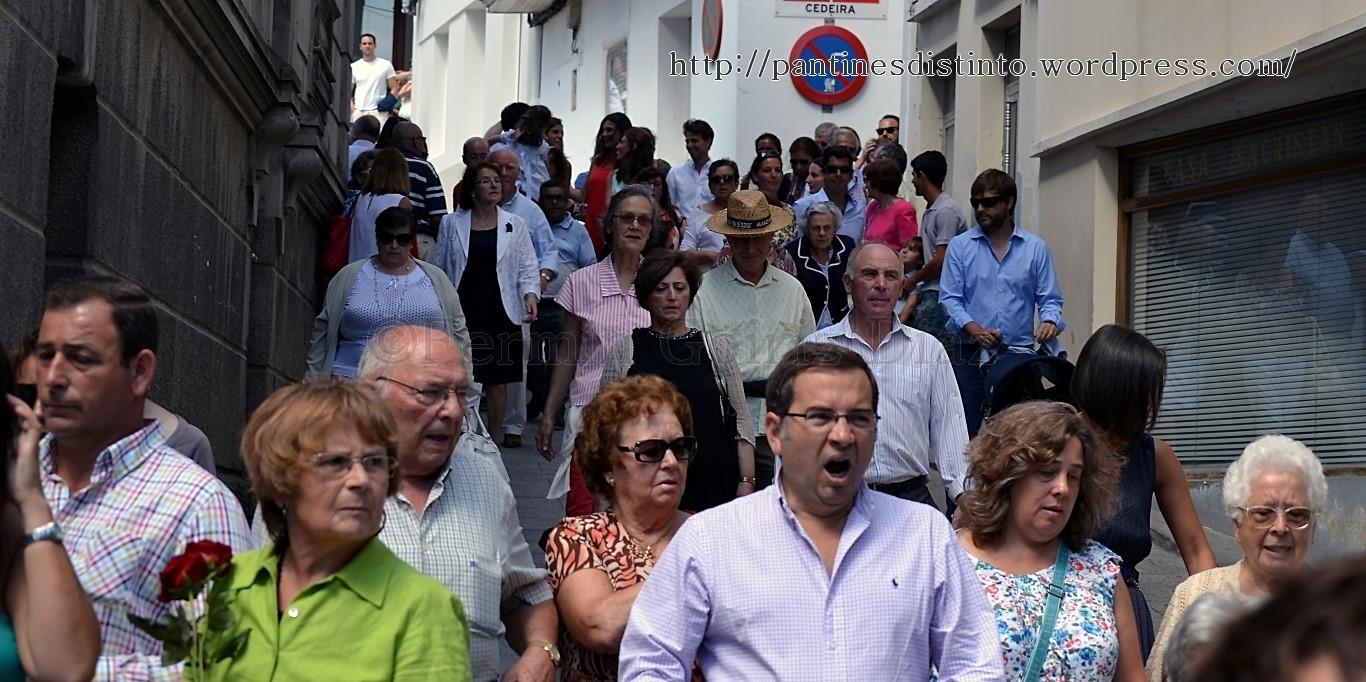 Procesión en honor a la virgen del mar - patrona de Cedeira, 15-08-2013 - fotografía por Fermín Goiriz Díaz (11)