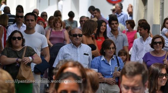 Procesión en honor a la virgen del mar - patrona de Cedeira, 15-08-2013 - fotografía por Fermín Goiriz Díaz (12)
