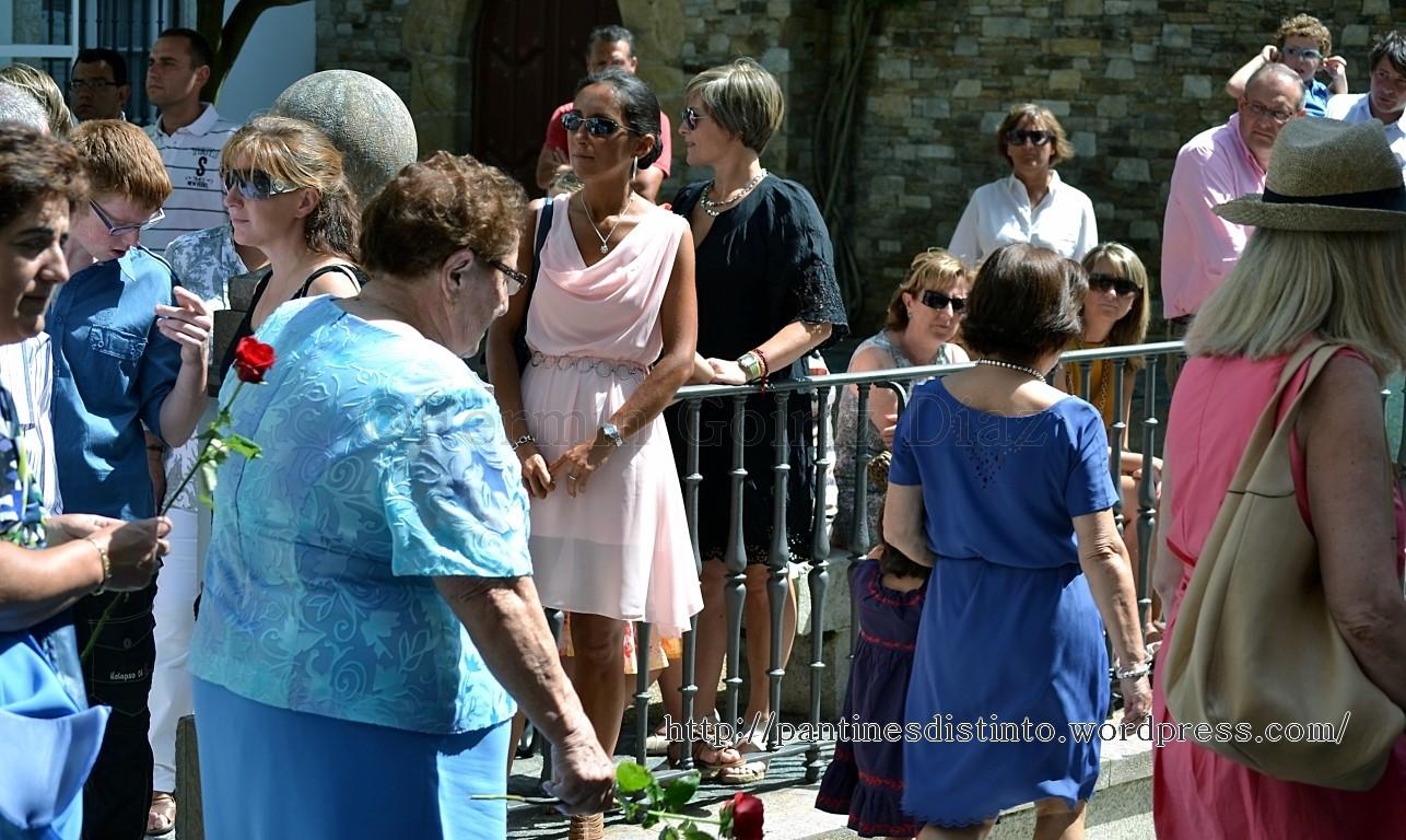 Procesión en honor a la virgen del mar - patrona de Cedeira, 15-08-2013 - fotografía por Fermín Goiriz Díaz (14)