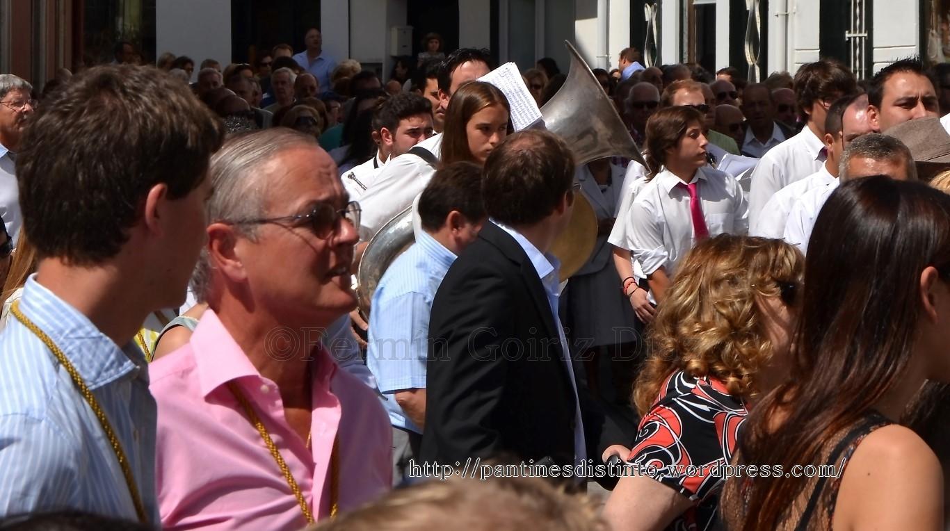 Procesión en honor a la virgen del mar - patrona de Cedeira, 15-08-2013 - fotografía por Fermín Goiriz Díaz (30)