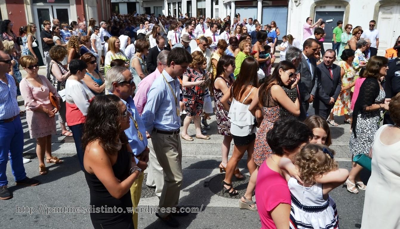 Procesión en honor a la virgen del mar - patrona de Cedeira, 15-08-2013 - fotografía por Fermín Goiriz Díaz (31)
