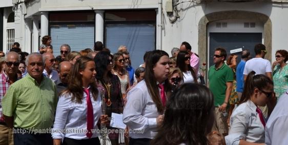 Procesión en honor a la virgen del mar - patrona de Cedeira, 15-08-2013 - fotografía por Fermín Goiriz Díaz (35)