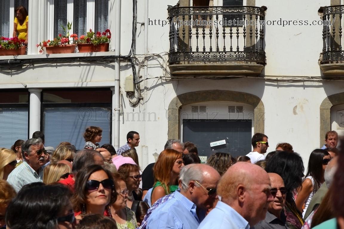Procesión en honor a la virgen del mar - patrona de Cedeira, 15-08-2013 - fotografía por Fermín Goiriz Díaz (37)