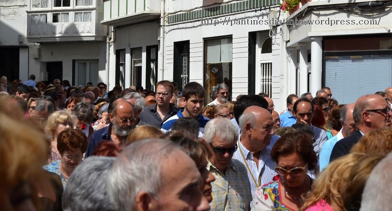 Procesión en honor a la virgen del mar - patrona de Cedeira, 15-08-2013 - fotografía por Fermín Goiriz Díaz (38)