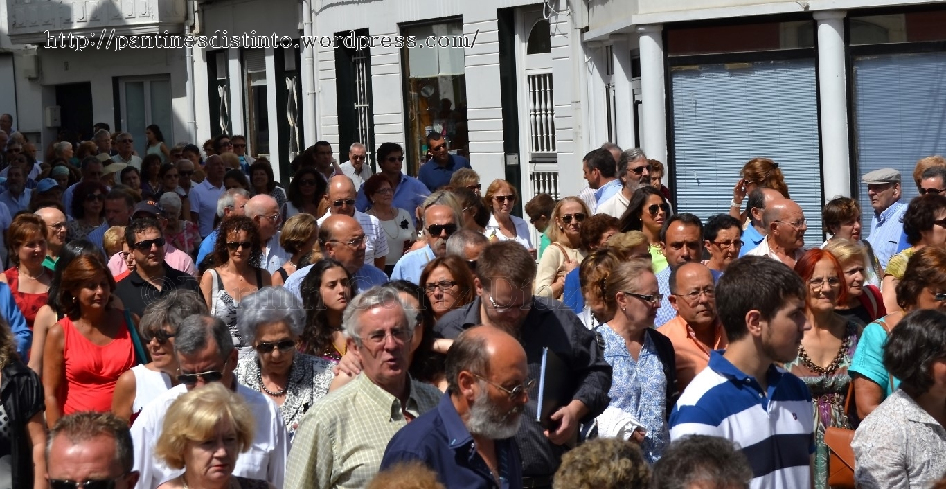 Procesión en honor a la virgen del mar - patrona de Cedeira, 15-08-2013 - fotografía por Fermín Goiriz Díaz (39)