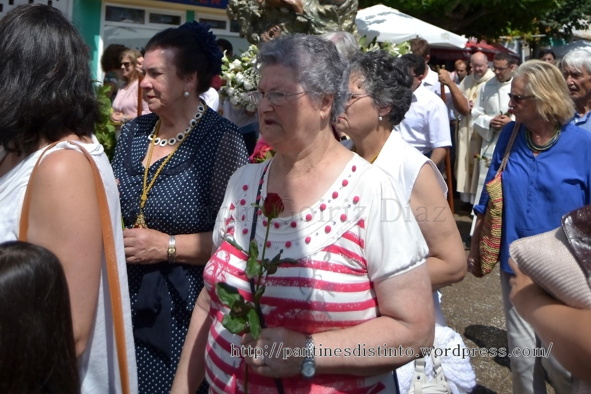 Procesión en honor a la virgen del mar - patrona de Cedeira, 15-08-2013 - fotografía por Fermín Goiriz Díaz (42)