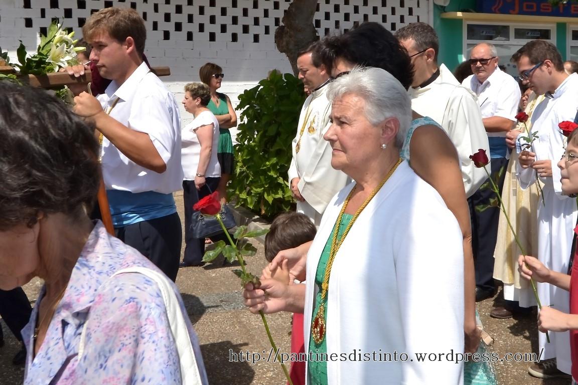 Procesión en honor a la virgen del mar - patrona de Cedeira, 15-08-2013 - fotografía por Fermín Goiriz Díaz (43)
