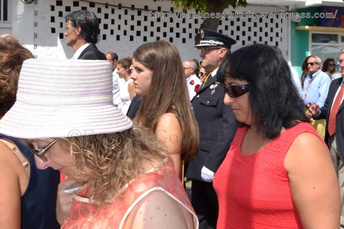 Procesión en honor a la virgen del mar - patrona de Cedeira, 15-08-2013 - fotografía por Fermín Goiriz Díaz (44)