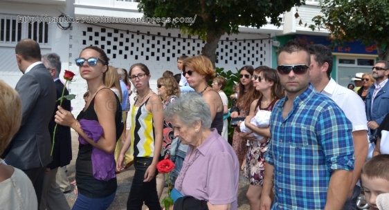 Procesión en honor a la virgen del mar - patrona de Cedeira, 15-08-2013 - fotografía por Fermín Goiriz Díaz (45)