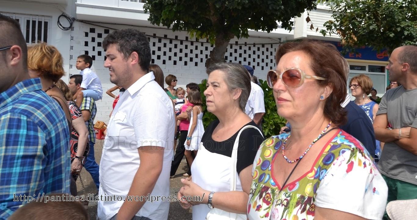 Procesión en honor a la virgen del mar - patrona de Cedeira, 15-08-2013 - fotografía por Fermín Goiriz Díaz (46)