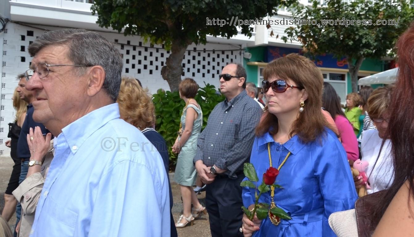 Procesión en honor a la virgen del mar - patrona de Cedeira, 15-08-2013 - fotografía por Fermín Goiriz Díaz (47)